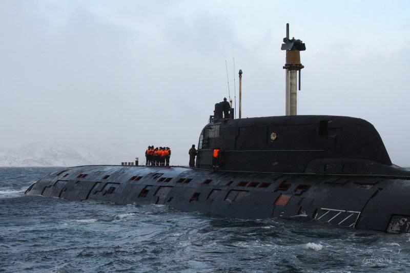 러시아, 티타늄 잠수함 업그레이드
