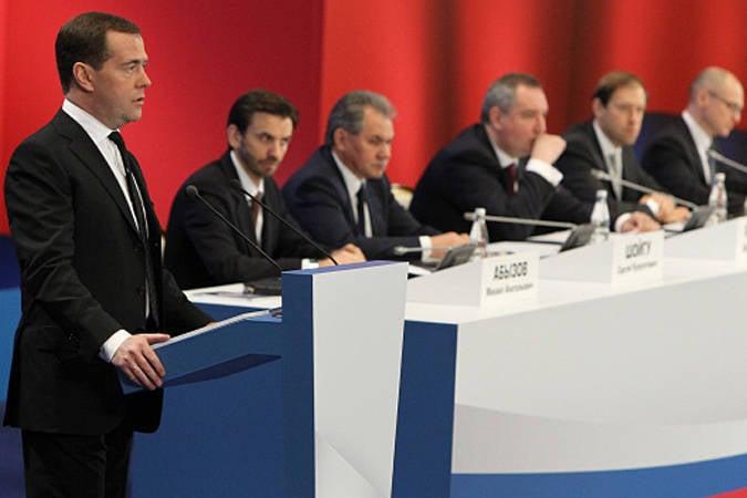 Dmitry Medvedev durante a semana: o que foi, o que será, o que vai acalmar o coração ...