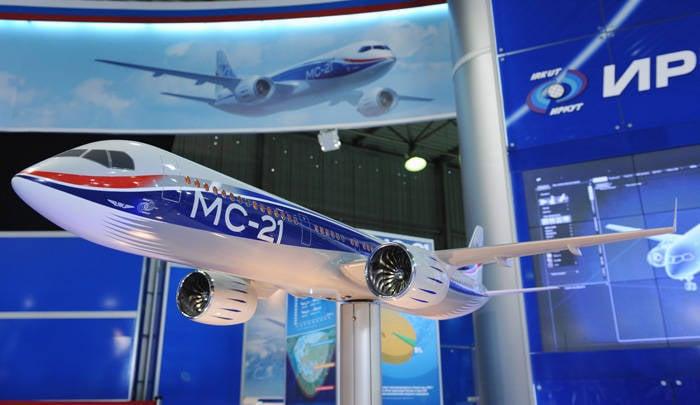 プーチン大統領:ロシアと南アフリカは航空機MC-21の供給を交渉している