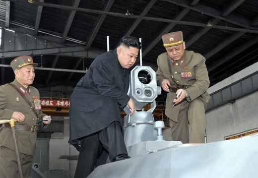 Mareşal Kim Jong-un'un Hiperboloidi