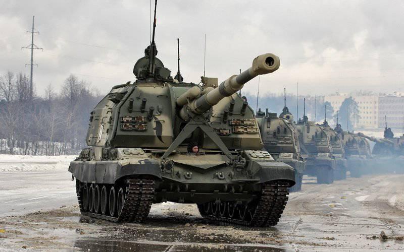 Сравнение вооруженных сил России и США