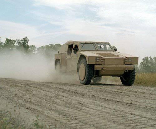 Shadow - car intelligence, sorveglianza, designazione dell'obiettivo (RST-V), Stati Uniti