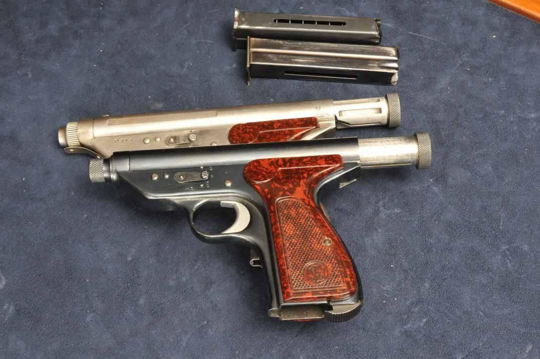 Оружие самообороны: пистолет Леркера и Куппини Армейский вестник