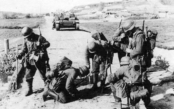 Les concepteurs soviétiques d'armes de mine ont complètement déjoué le germanique