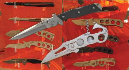 Anatomia del coltello pieghevole