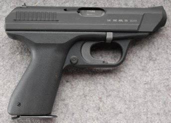 Пистолеты с возможностью ведения автоматического огня VP 70