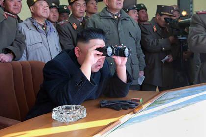 Nordkorea erklärte Südkorea den Krieg