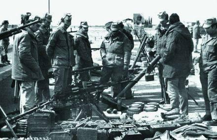 """Capturez la zone fortifiée du """"mont Hadigar"""""""
