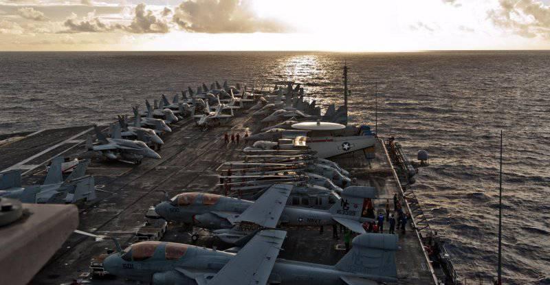 "Авианосец ВМС США ""Джордж Буш"" пришвартовался в турецком порту - Цензор.НЕТ 5714"