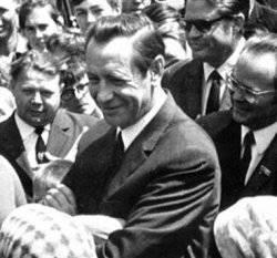 Белорусы помнят Машерова… К 95-летию со дня рождения 1-го секретаря ЦК Компартии Белоруссии