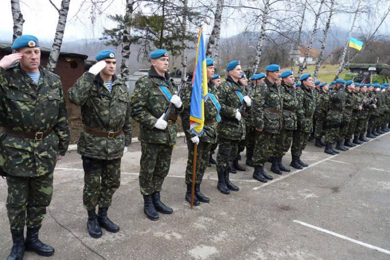 Шансы Украины на контрактную армию
