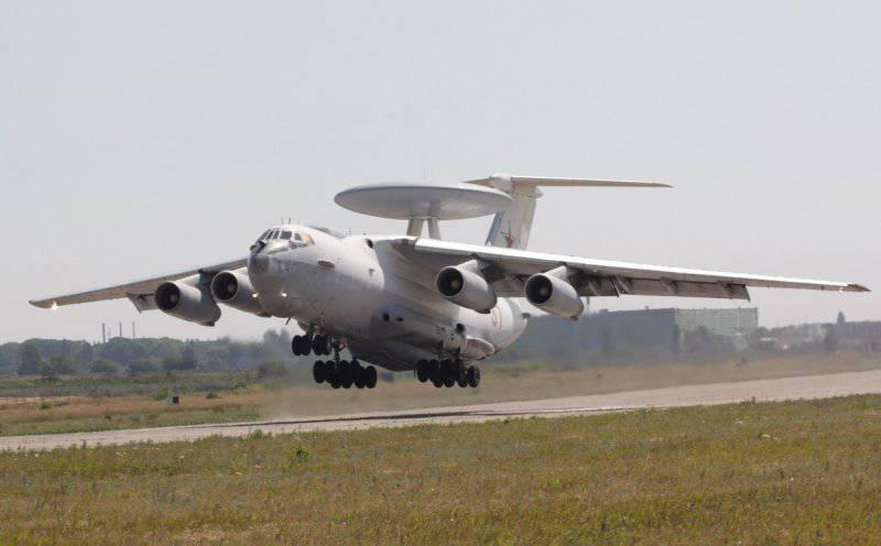 Примерный количественный состав ВВС РФ к 2020 году