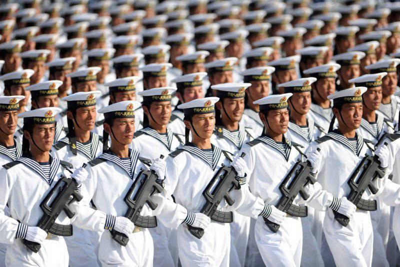 О возможности морской блокады Китая