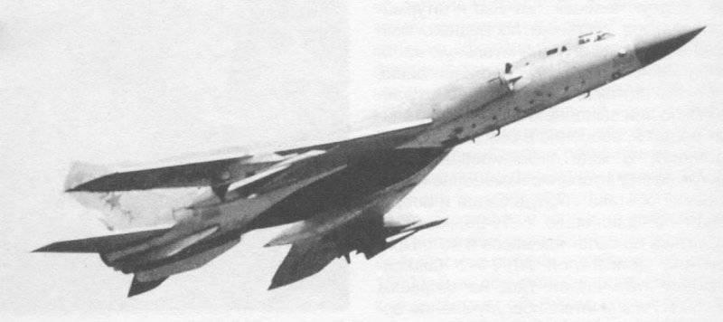 Дальний барражирующий истребитель-перехватчик Ту-128 (часть 1) Создание самолета