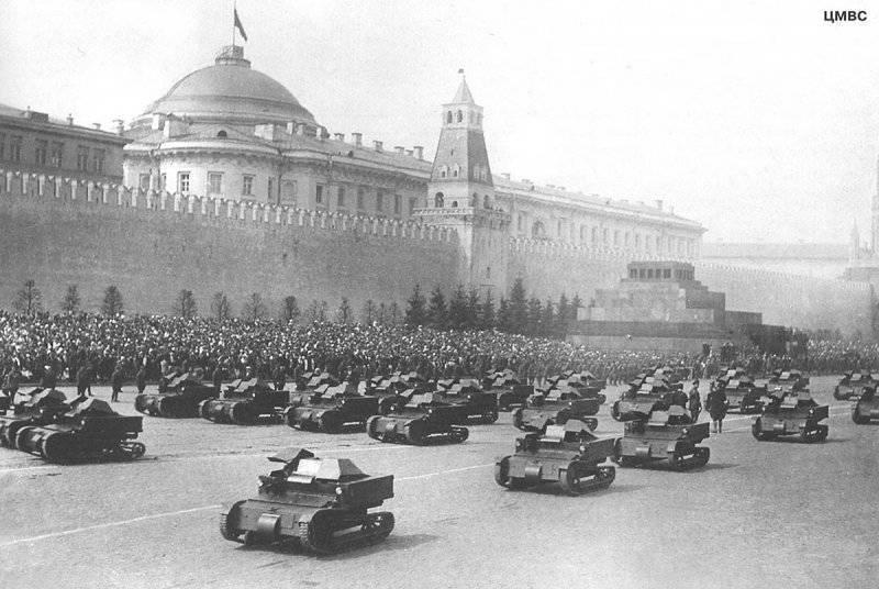 Железный кулак РККА. Создание автобронетанковых войск