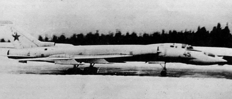 Дальний барражирующий истребитель-перехватчик Ту-128 (Часть 3) Эксплуатация и применение