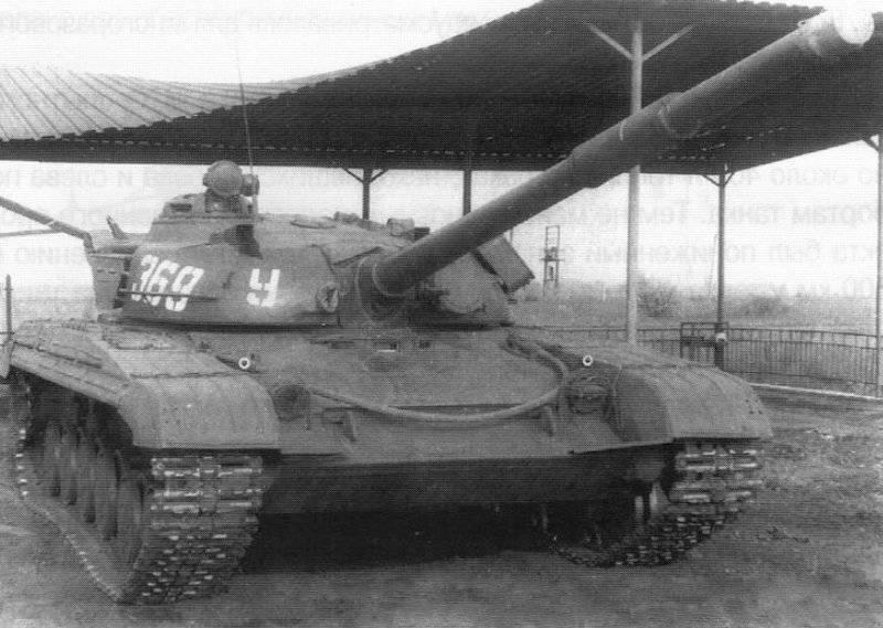 T-64: un ejemplo típico del revolucionario camino del desarrollo en vehículos blindados