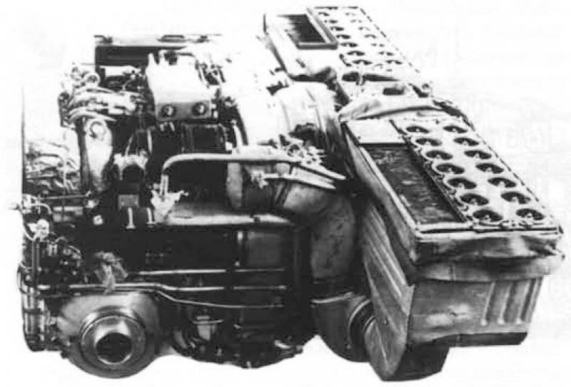 Monobloque GTD-1000T