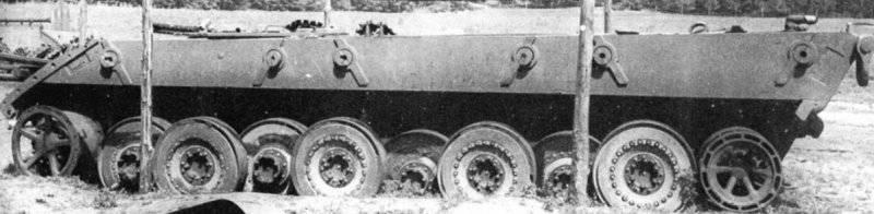 Супертяжелый германский танк Е-100