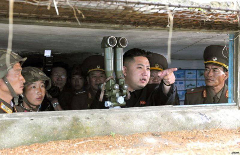 Южнокорейские и американские цели Ким Чен Ына