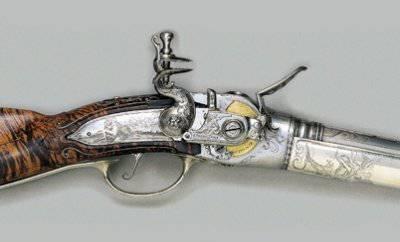 Система быстрой перезарядки оружия Микеле Лоренцони