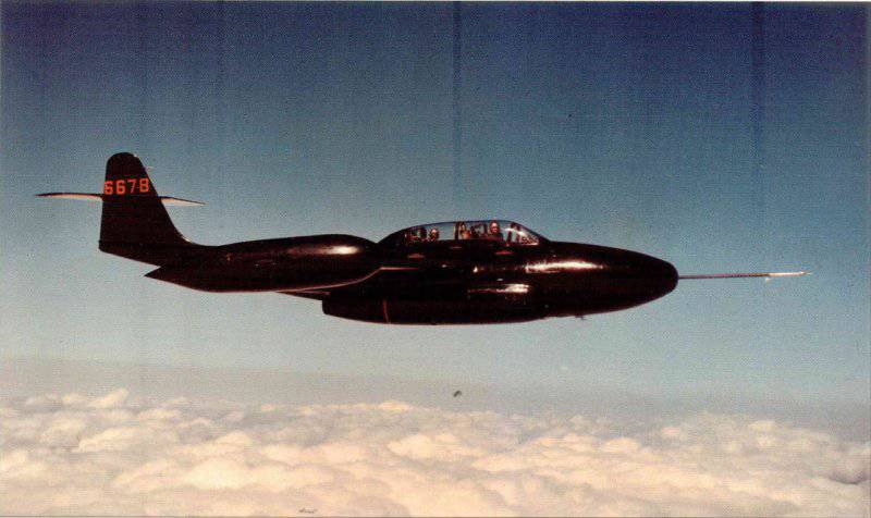 "Американский истребитель-перехватчик Northrop F-89 ""Scorpion"" (Часть 1) Создание"