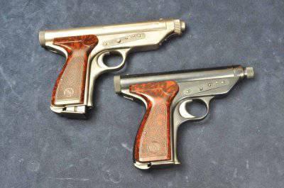 Пистолет Леркера и Куппини