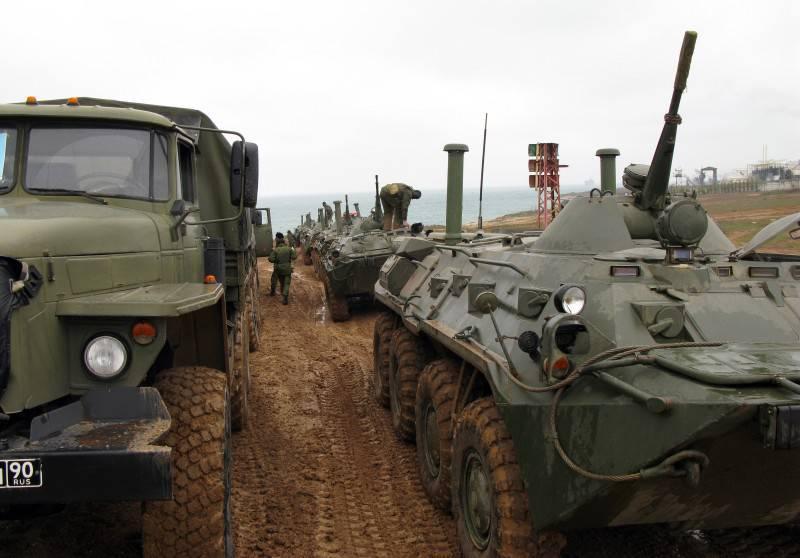 Военные учения на юге России: соседи стучат по батарее…