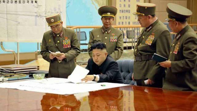 DPRK nükleer programı