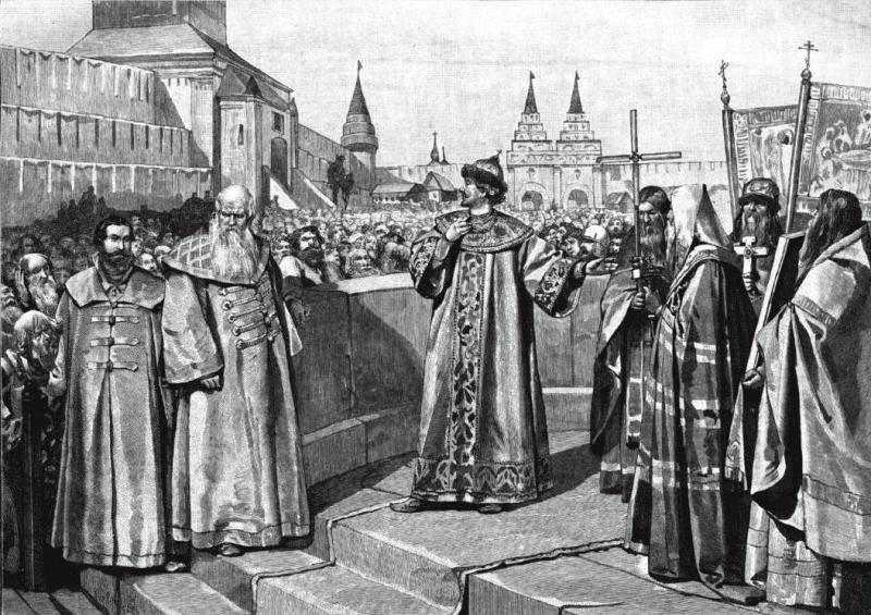 「選ばれたラダ」の理事会はロシアにとって善か悪か?