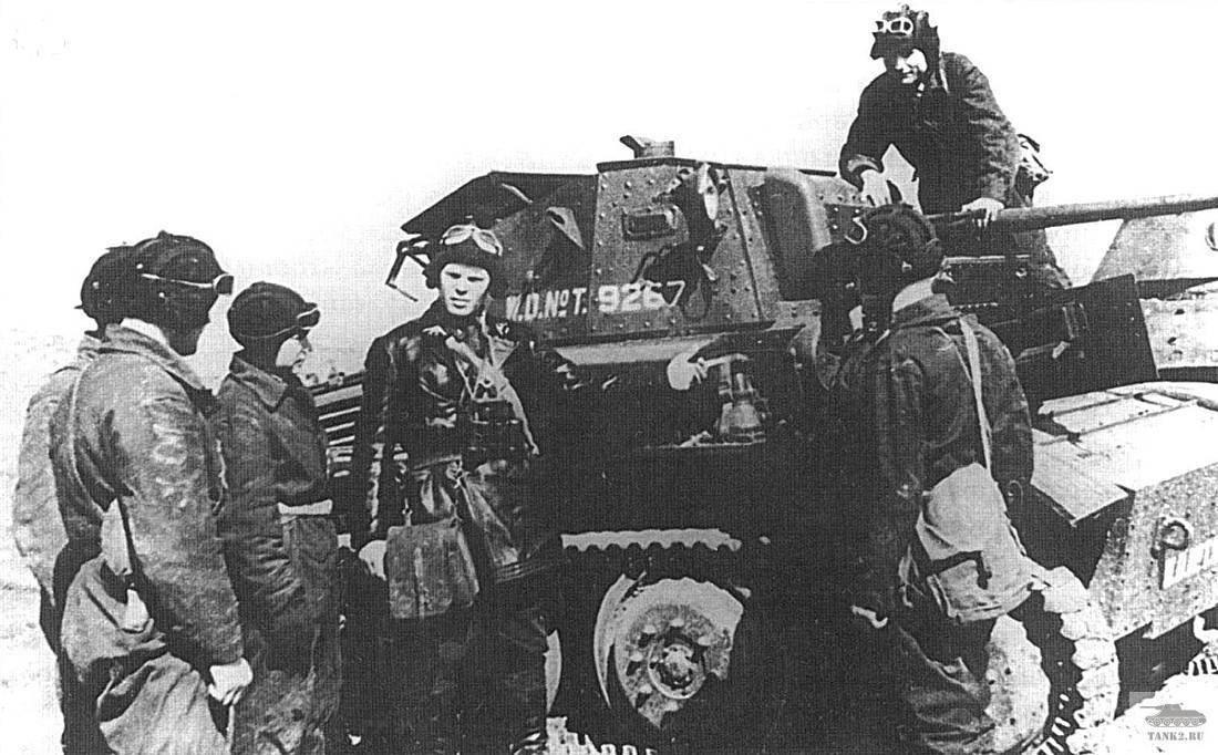 21 отдельный танковый батальон: