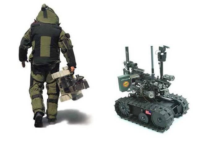 Militare pronto a scommettere su sistemi robotici