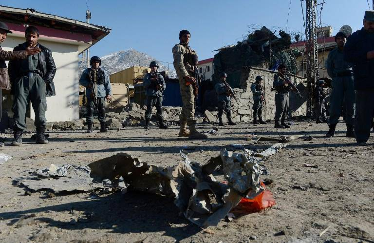 Afghanistan's largest terrorist attack on 2011: more than 50 killed