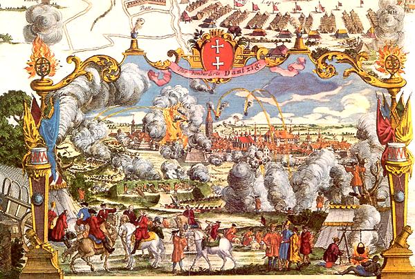 야전 사령관 Christopher Antonovich Minich : Danzig의 포위 공격과 Crimean Khanate의 패배