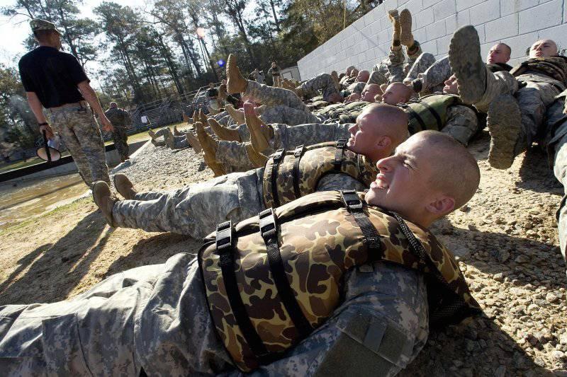 """Программа базовой подготовки """"Морских Котиков"""" ВМС США (US Navy SEAL) и десантно-диверсионных частей армии США (Army Special Forces)"""