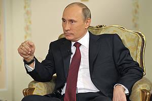 Putin: sobre planes políticos y personales.