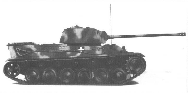 """Segunda Guerra Mundial blindada de Hungria. Tanque pesado """"Tosh"""""""