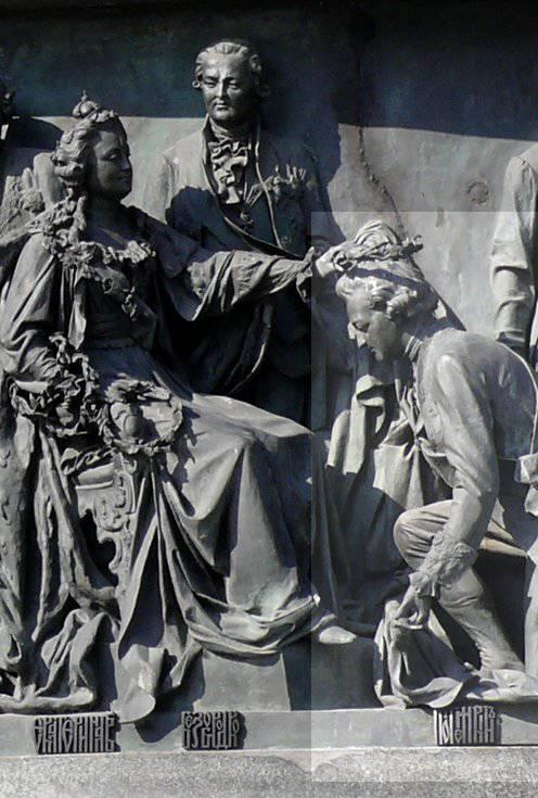 8 de abril 1783, la guerra de Crimea se convirtió en rusa
