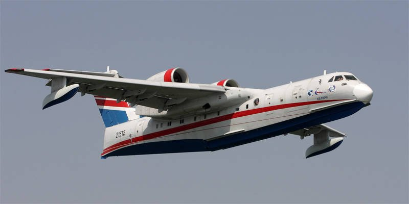 State order for Be-200ES aircraft for the Ministry of Defense