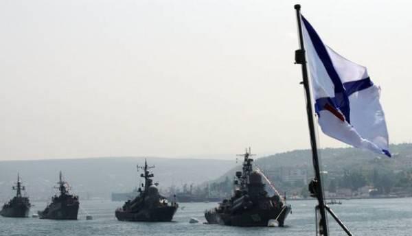 러시아가 흑해에서 군사 훈련을 원했던 것