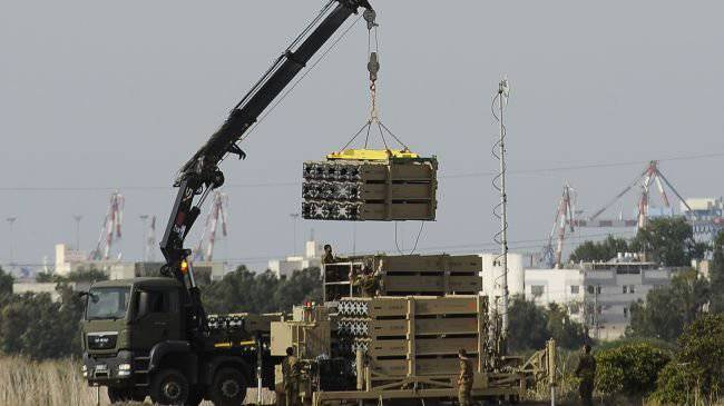 Bad news about the Iron Dome