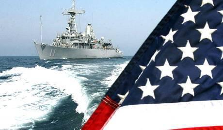 米国はペルシャ湾で演習を開催します