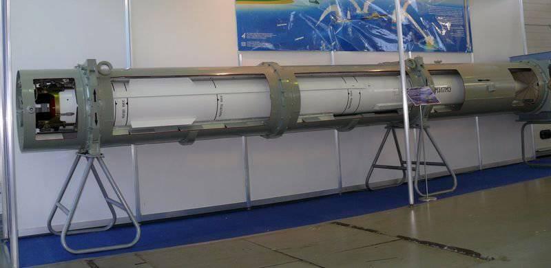 «Калибры» и «Штили» для фрегатов проекта 11356М