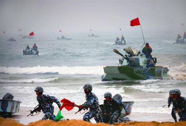 """Pekin'de """"Overlord"""". Göksel İmparatorluğu zaten geniş çaplı bir havadan saldırı operasyonu gerçekleştirebilir."""