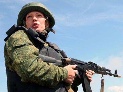सैन्य सेवा के लिए लड़कियों को बुलाया जा सकता है