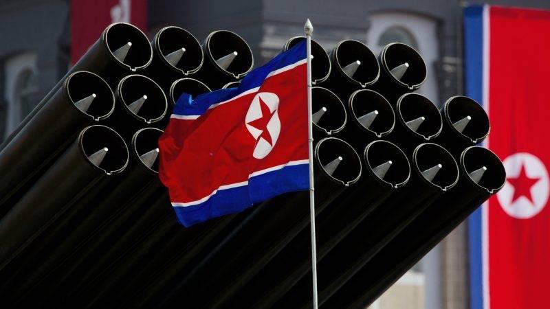 Problema de cohetes coreanos