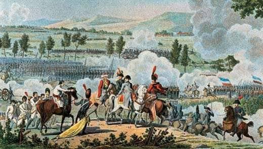 The first serious victory of Napoleon Bonaparte. The brilliant Italian campaign 1796-1797's.