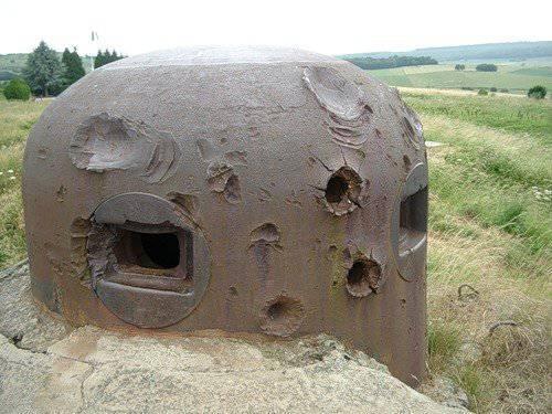 Немецкие фортификации времен Великой Отечественной