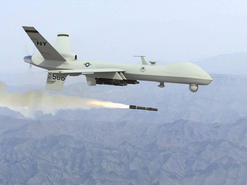 美国无人机在巴基斯坦的受害者超过3-x千人