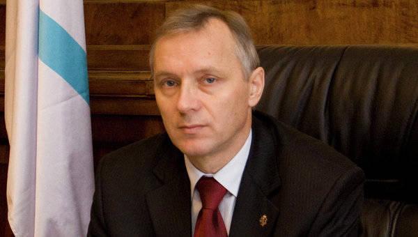 Director del Museo Central de la Armada Rusa arrestado.